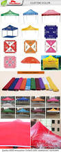 Custom Printed Canopy Tents by Custom Folding Printed Portable Pop Up Tent Canopy Outdoor 10x10