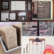 lettering time 25 wonderful menu designs for restaurants