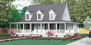 farmhouse house plans with wrap around porch house plan wrap around porch house plan a a southern country house
