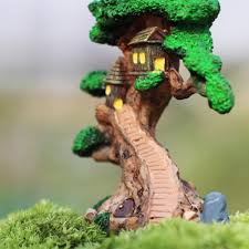 popular tree figurines buy cheap tree figurines lots from china