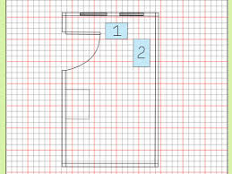 draw floor plan to scale crtable
