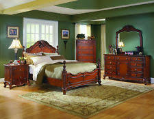 traditional bedroom furniture sets with 5 pieces ebay