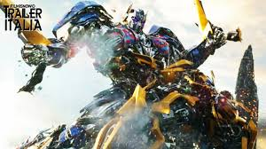 transformers l u0027ultimo cavaliere bumblebee vs optimus prime