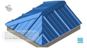 Hips Roof Metal Building Hips Ast Universal Seal Tape By Emseal Youtube