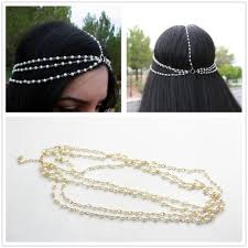 hair accessories for indian weddings aliexpress buy fashion indian hair jewelry multilayer