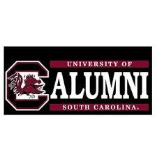 of south carolina alumni sticker of south carolina gamecocks alumni decal 1