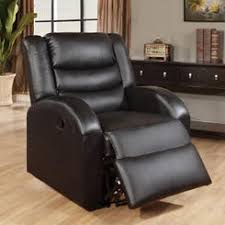 rocker recliner chair leather