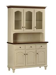 White Sideboard With Glass Doors by Sideboards Outstanding Country Hutches And Buffets Country
