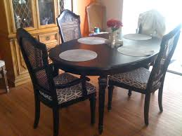 Painting For Dining Room by Diy Refinishing A Dining Room Table