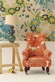Arm Chair Upholstered Design Ideas 10 Floral Armchair Design Ideas Rilane Reading Chairs
