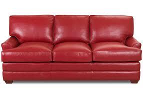 Simmons Sleeper Sofa by Elegant Leather Sleeper Sofas Queen Simmons Upholstery Nubuck