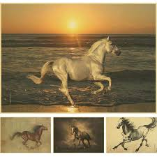 wall ideas horse wall mural horse wall mural stickers horse