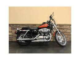harley davidson sportster 1200 custom in georgia for sale used