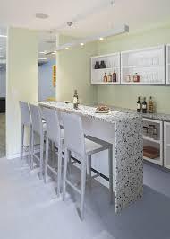 Diy Breakfast Bar Table Diy Breakfast Bar Home Bar Contemporary With Track Lighting