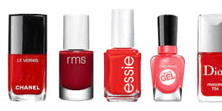 11 best red nail polish colors classic red manicure colors