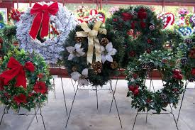 Christmas Grave Decorations Bertacchi And Sons Flowers For Home And Cemetery Christmas And
