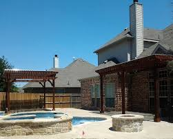 hj tile texas patio covers stamped concrete