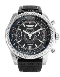 breitling bentley back breitling bentley supersports a26364 watch watchfinder u0026 co