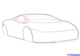 ferrari sketch side view lamborghini drawing side view lamborghini side view drawinghow to