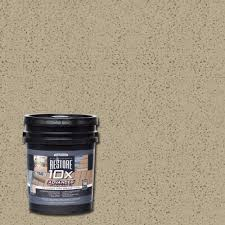 Home Depot Design Deck Online Rust Oleum Restore 4 Gal 10x Advanced Fieldstone Deck And