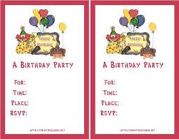 birthday invitation maker free party invitation maker 1254 plus birthday invitation maker free