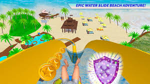 water slide adventure vr android apps on google play