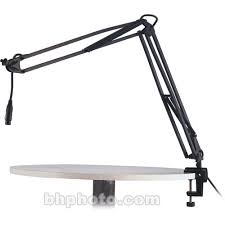 mic stand table attachment akg table mounted scissor stand black km238 5 black b h photo