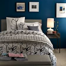 Bedrooms With Blue Walls Navy Bedroom Decorating Ideas Descargas Mundiales Com