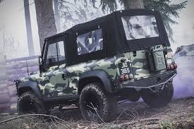 land rover military defender land rover defender military edition hiconsumption