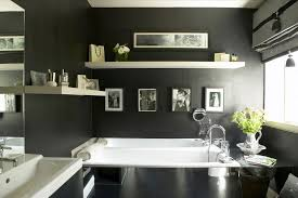 decorating ideas for bathroom walls budget bathroom decorating ideas for your guest bathroom