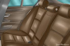 How To Clean Auto Upholstery Stains How To Clean Leather Car Seats Yourmechanic Advice