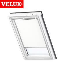 Velux Ggl 4 Blind Velux Manual Blackout Blind Dkl M06 1025 White Roofing Superstore