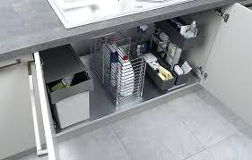 accessoire meuble de cuisine accessoires meubles cuisine meuble sous evier avec tale en inox
