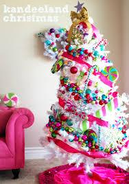 Christmas Decoration Theme - lovely decoration candyland christmas decorations theme tree the