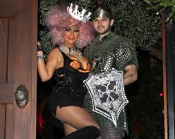 celebrity halloween costumes 2012