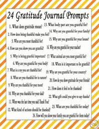 thanksgiving activities for 10 bonus writing prompts