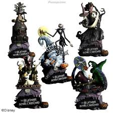 disney characters formation arts the nightmare before 6