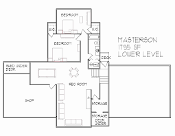 bi level floor plans with attached garage split level house floor plan unique split level house plans with