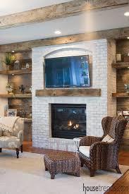 Living Room Fireplace Design by 207 Best Mantel Centerpiece Arrangements Images On Pinterest