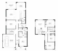 4 bedroom single house plans house plans one trends including beautiful 4 bedroom