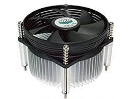 cooler master cpu fan cooler master cpu fan for intel core 2 duo celeron amazon in