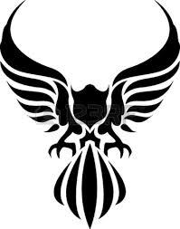 eagle tattoo clipart collection of 25 black and white eagle tattoo