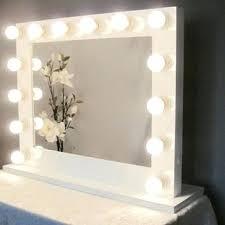 vanity hollywood lighted mirror vanity hollywood lighted mirror uk shop on mirror