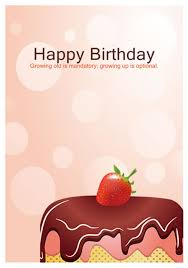 free bday cards 40 free birthday card templates template lab