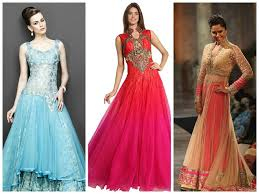 wedding dress indo sub indo western fusion wedding dresses for indian brides cultural