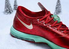 kd christmas nike unwraps christmas colorways for lebron 11 8 kd vi http