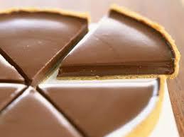 jeux de cuisine tarte au chocolat tarte au chocolat de frédéric anton recettes femme actuelle