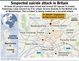 Map Of Manchester England by Manchester Ariana Grande Concert Explosion Live Updates One