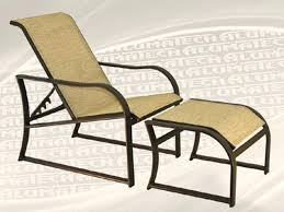 patio chairs with ottoman patio chair and ottoman outdoor patio