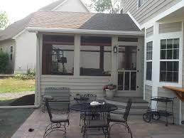 Backyard Porches Patios - rustic screen porches u2013 columbus decks porches and patios by